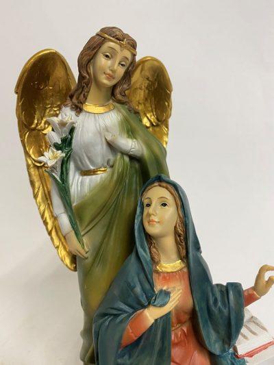 Schutzengel mit Maria