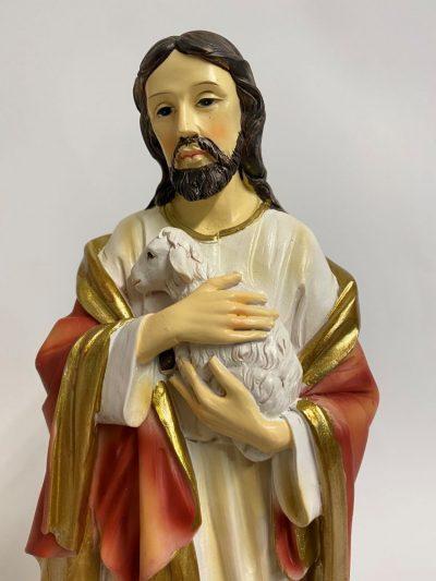 Jesus als Hirte