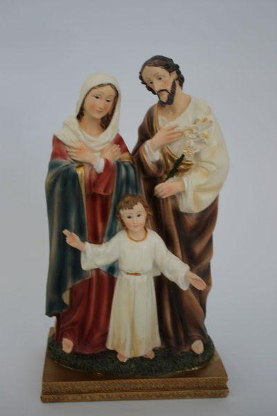 Familie 30x15 cm